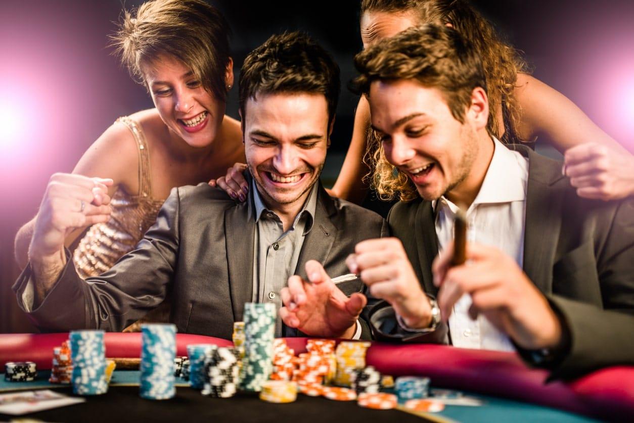 Les profils des ludiques au casino